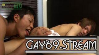 【HD】【MR-KR470】 激カワモデルセイヤがアンアン喘ぐ爽やかスジ筋イケメンとの濃厚SEX♪