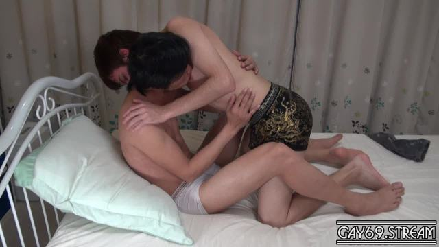 【HD】【JapanBoyz】 Khan's Tight Ass part 1 – Khan & Shosei