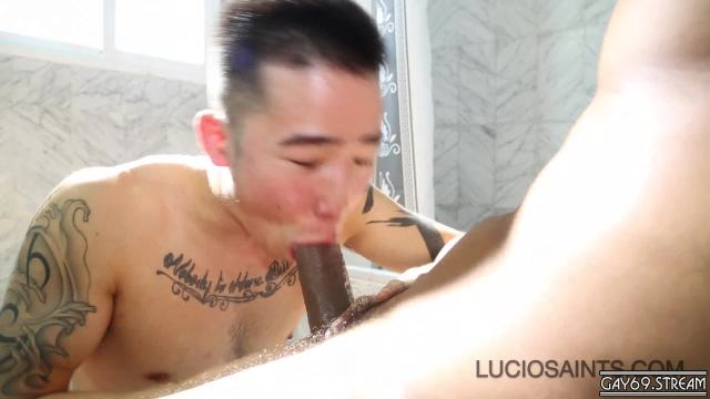 【HD】【LS】 Lucio Saints fucks Yoshi Kawasaki