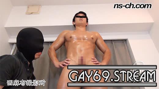 【HD】【NS-656】早漏の俊樹君が仁王立ちで手コキフェラ責め!!