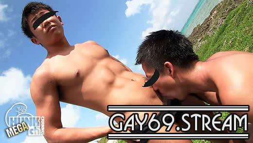【TR-NS002】 【TRANCE:Full HD】Naked Summer part2