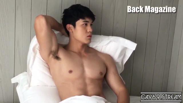【HD】【Model】 Sleep no more – Back No3