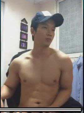 【Asian】 Korean Hunk Sex Cam 29_190321