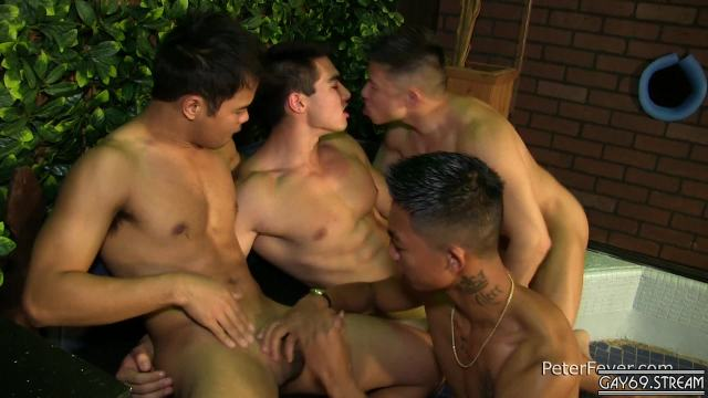 【HD】【PF】 Sexy Rich Gaysians 5, Bathhouse Betrothal – Jessie Lee, AlecCruz, Axel Kane, John Rene