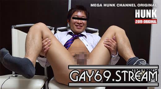 【HD】【GV-OAV665】会社帰りにやって来たガチムチくん!!AV面接で勃起力検査!!!想像以上可愛さでのムッチリデカマラエロ勃起魅せてくれます!!!