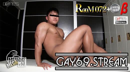 【HD】【GV-OGVR075】171cm87kg22歳、ハンドボール系バルクマッチョな海陸(かいり)くん!!!可愛い笑顔に超萌えです!!!