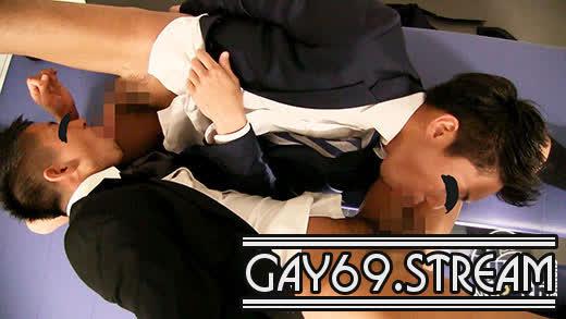 【HD】【TR-MS026】 【TRANCE:Full HD】Mens スリムスーツ part26