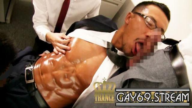 【HD】【TR-13-0028-01】Men's スリムスーツ part28