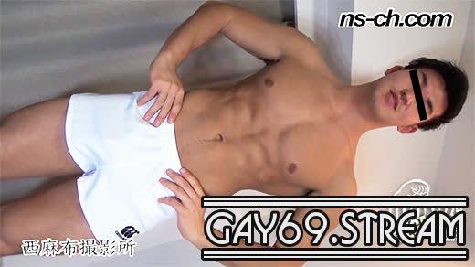 【HD】【NS-777】 【西麻布撮影所:Full HD】S級筋肉男子の太マラ生で掘られてみた