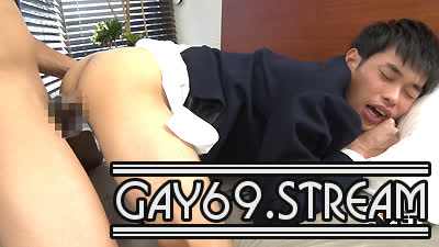 【HD】【GT-1498】19歳スプリンターYUSAKUのブレザー快感生SEXで完全種付け♂×♂