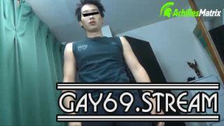 【HD】【ACM-052】バーチャル顔射ver.33 ノンケ童顔ホスト23歳