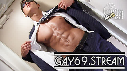 【HD】【TR-MS019】 【TRANCE:Full HD】Men's スリムスーツ part19