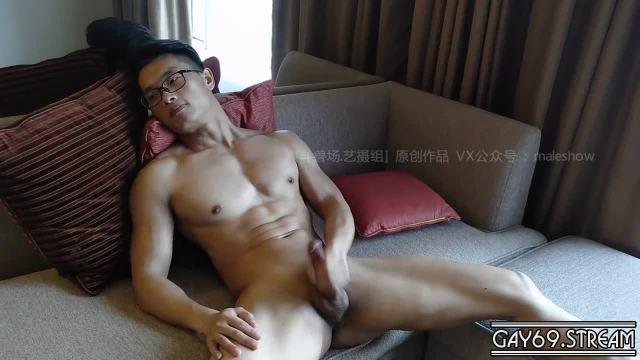 【HD】【Chinese Maleshow】 04b
