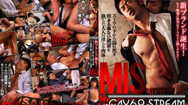 【KSUI001】 MIS -MAN IN SUITS-