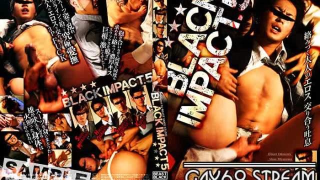 【KBEA122】 BLACK IMPACT 5