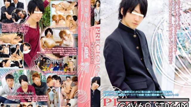 【HD】【COAT434】 Precious HARUMA