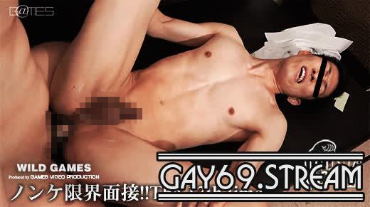 【HD】【GV-NGM13002】 【GAMES:Full HD】ノンケ限界面接!!The 13th time、モデル応募くれた176cm66kg陸上経験者のリーマン岳(がく)くん26歳をいきなり呼び出し!!押しに弱い彼は抵抗しつつも気がついたらw!!!!