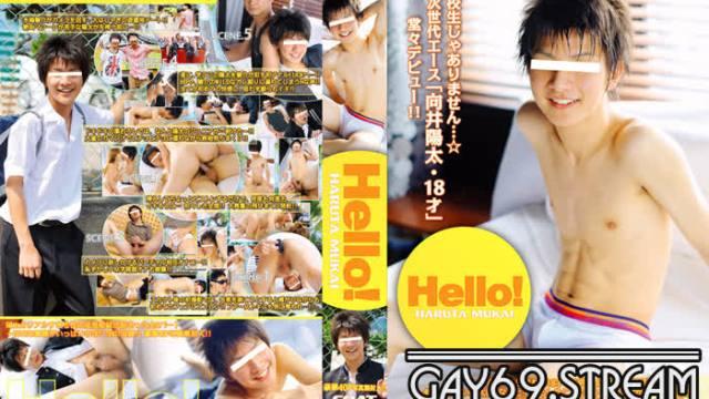 【COAT368】 Hello! 向井陽太