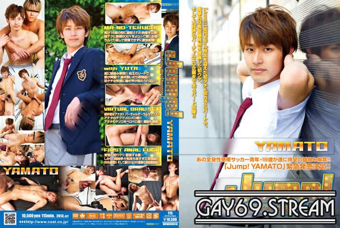 【HD】【COAT706】 Jump! YAMATO