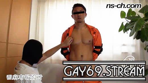 【HD】【NS-543】 【西麻布撮影所:Full HD】活動服を着せてフェラ抜き!!(綾人君編)_20210725