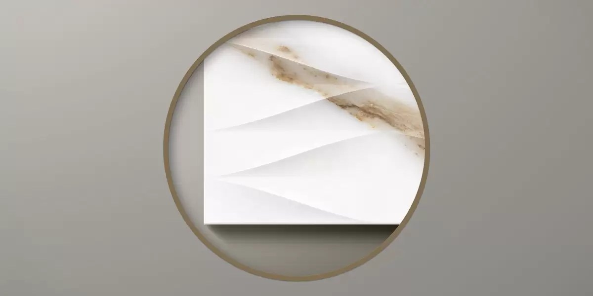 Gayafores Calacatta Gold new marble tiles collection