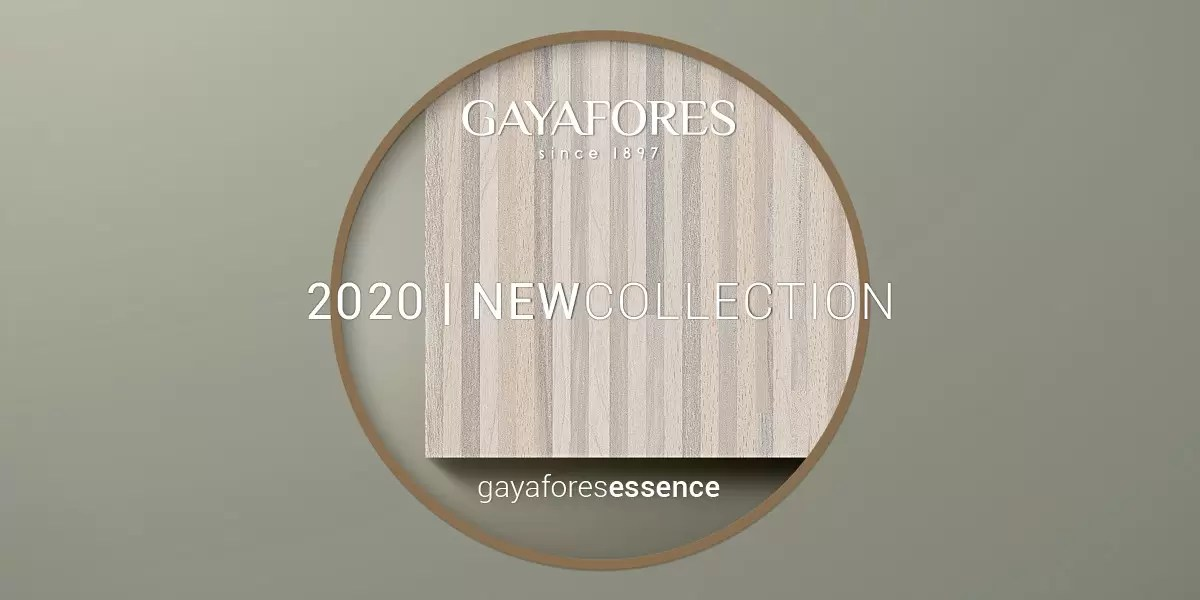 Gayafores Lama Haya new porcelain tiles collection