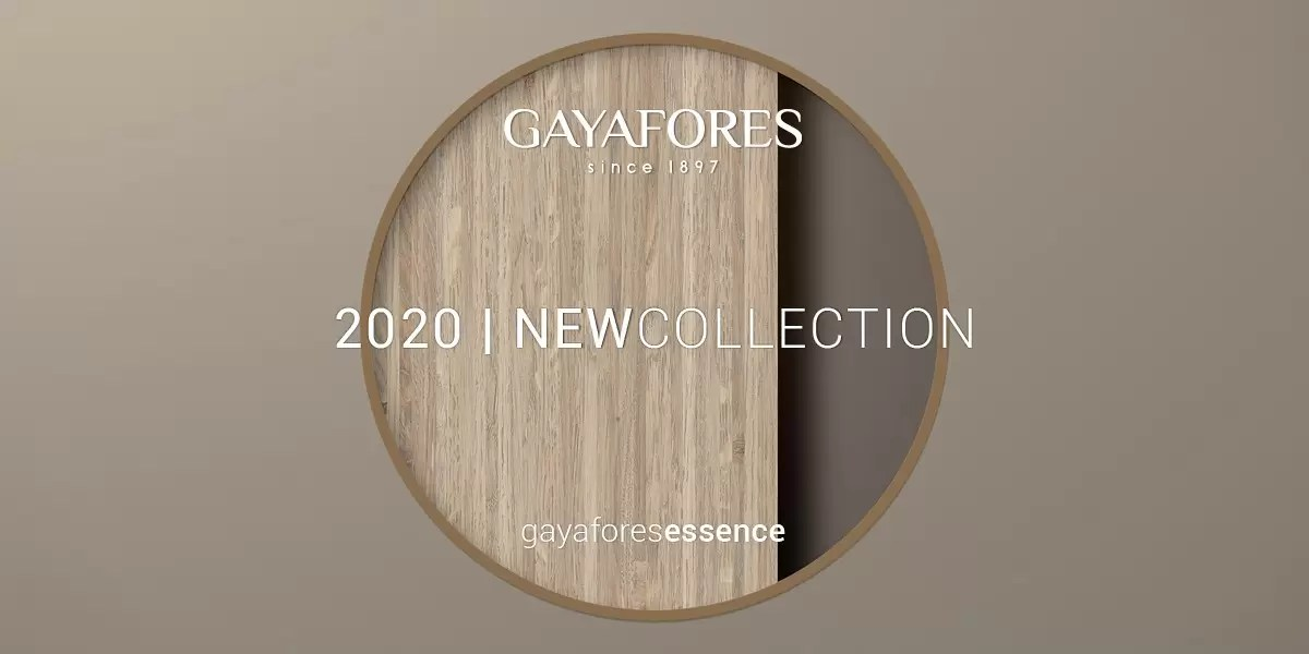 Gayafores Lama Roble new porcelain tiles collection