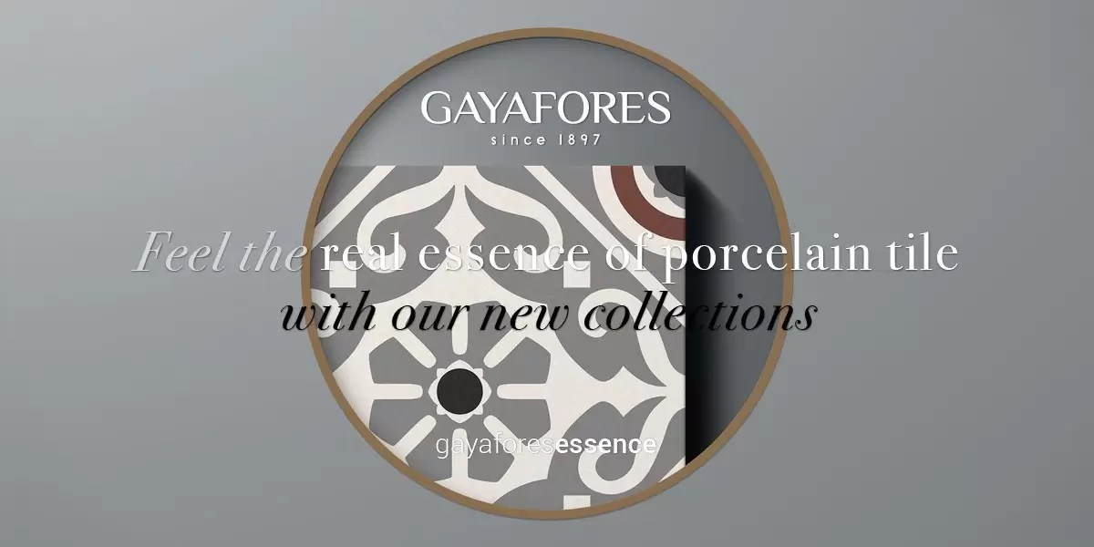 Gayafores Musa new porcelain tiles collection