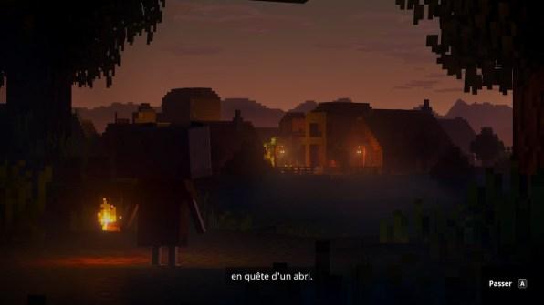 Minecraft - Cinématique 2