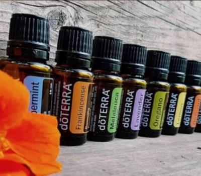 NEW: Aromatherapy