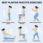 Latihan atau Peregangan Terbaik untuk Plantar Fasciitis