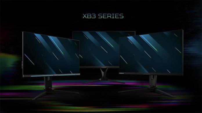 Lebih Dekat dengan Monitor Acer Predator XB3 Series | GayaTekno.ID