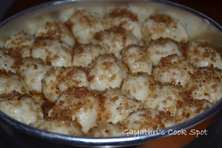 Eggless Cinnamom Pull Apart Bread 018