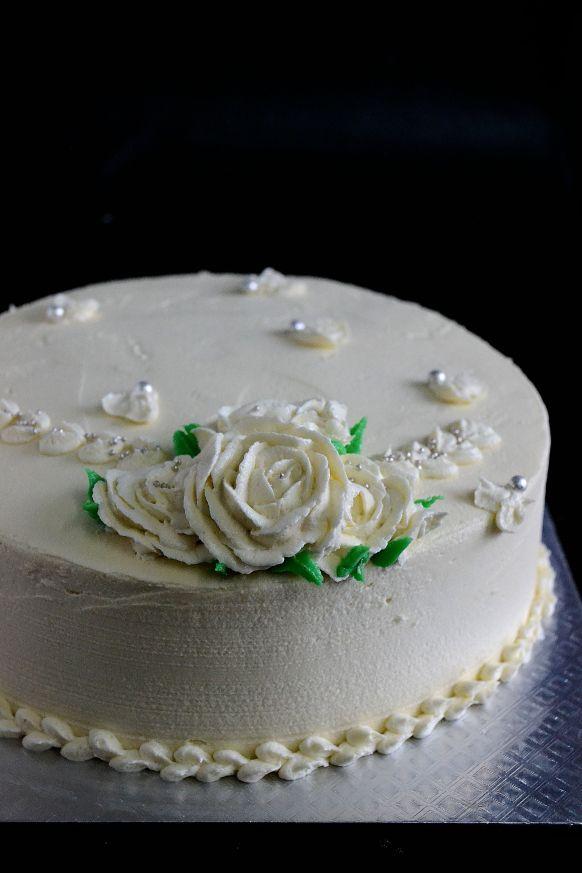 Simple BC cake