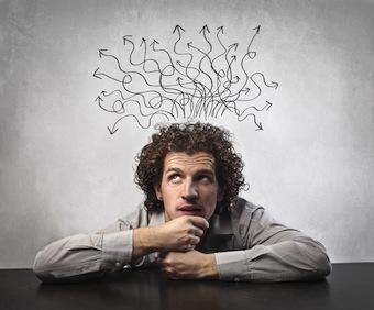 Проблемът е в ума, решението е в съзнанието