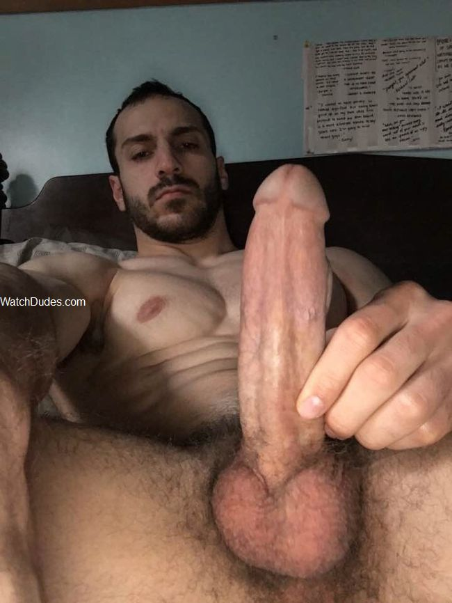 Big Dick Teen Jerking Off