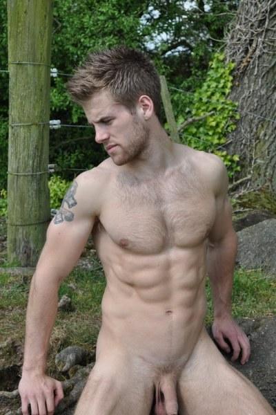 Adam Coussins Naked