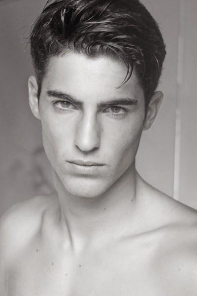 Spanish Model Antonio Navas