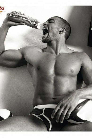 Sex Sells Sandwiches - Muscled Rugby Players (2)