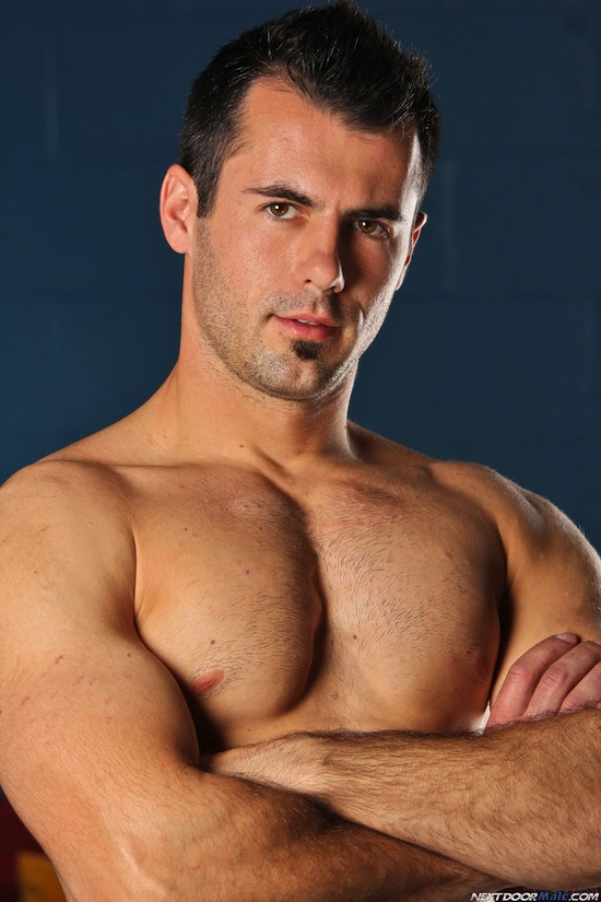 Brock cooper gay porn star