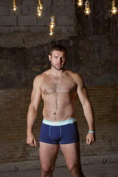 Hot Rugby Hunk Ben Cohen (1)