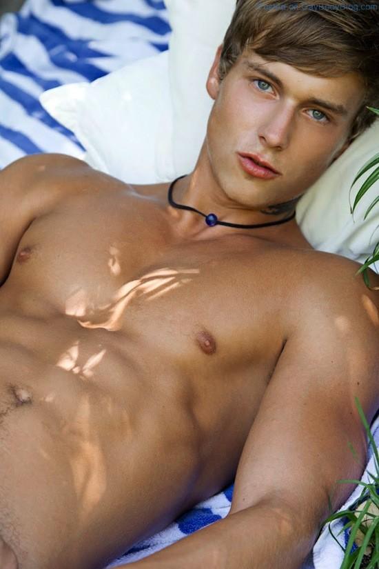 sexy model man porn