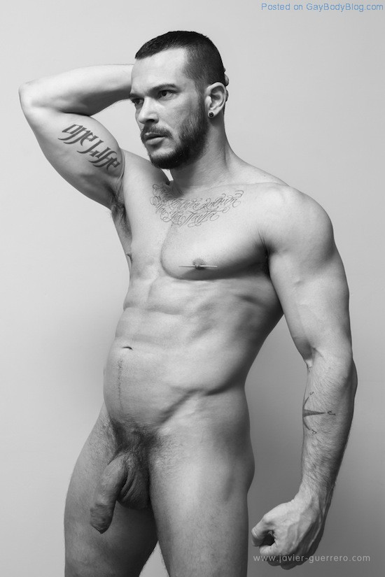 Picture of hot naked man