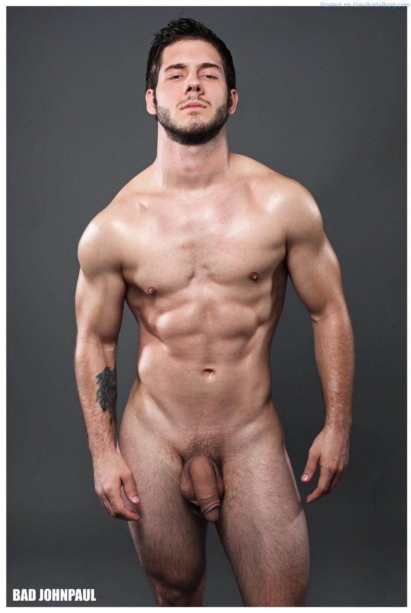 Naked muscle men free