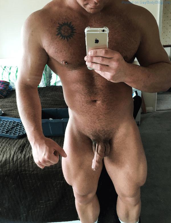 Sexy Random Dudes Dick Selfies