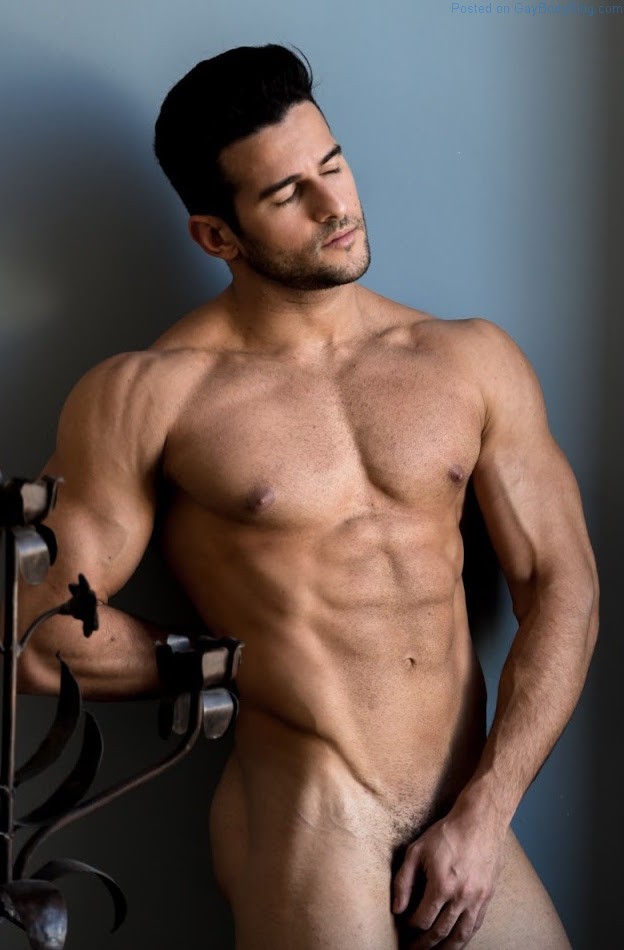 Handsome Brazilian Hunk Michel Steuart