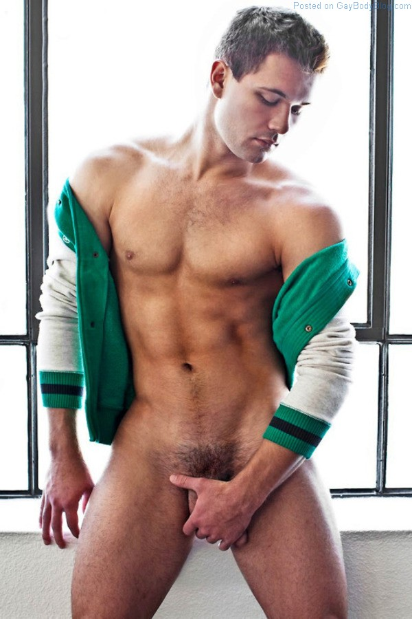 Handsome And Fit Male Model And Porn Star Dylan Carden