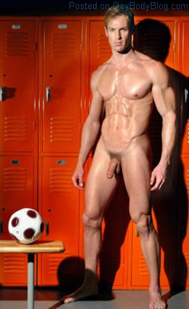 Naked Sporty Hunks By John Falocco