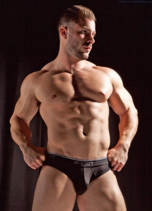 Quin Bruce underwear