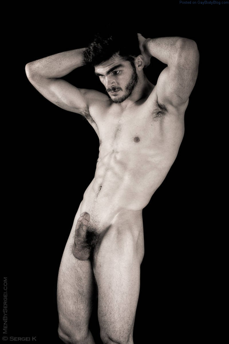 Sterling Hawkins Gets Hard For Photographer Sergei K